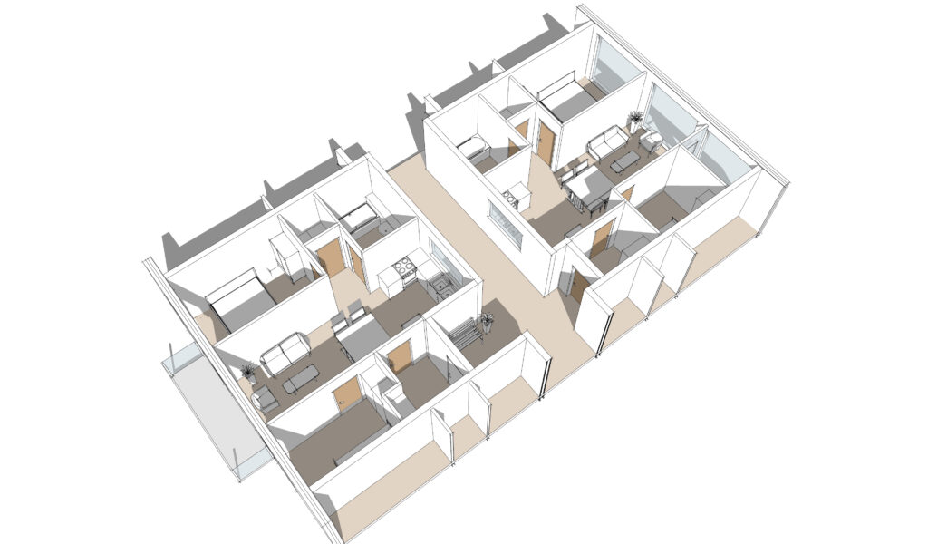 Calico Burnley Hospital transformation Apartment Concepts View 2